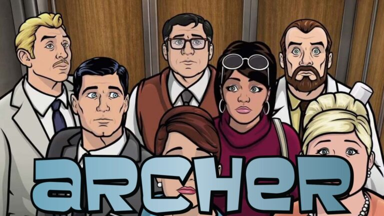 Watch Archer on Netflix