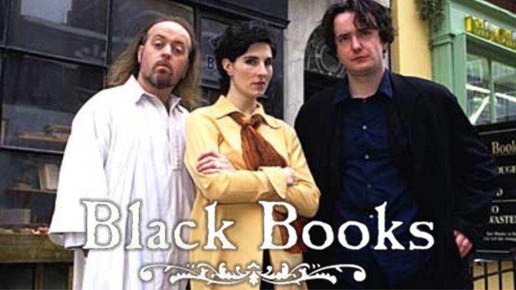 Watch Black Books on Netflix