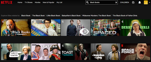 Watch Black Books on Netflix 2
