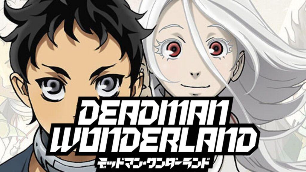 Watch Deadman Wonderland all Episodes