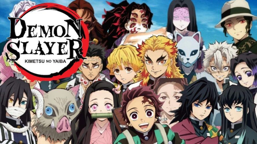 Watch Demon Slayer - Kimetsu no Yaiba on Netflix