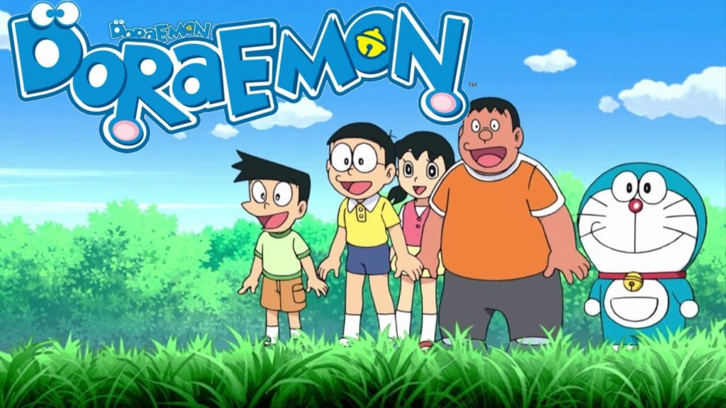 Watch Doraemon all Episodes on Netflix