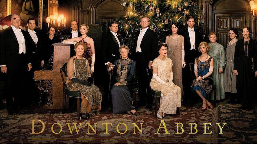 Watch Downton Abbey on Netflix