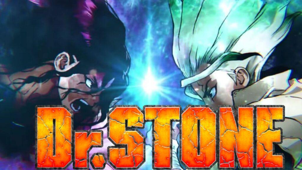 Watch Dr. Stone on NetFlix