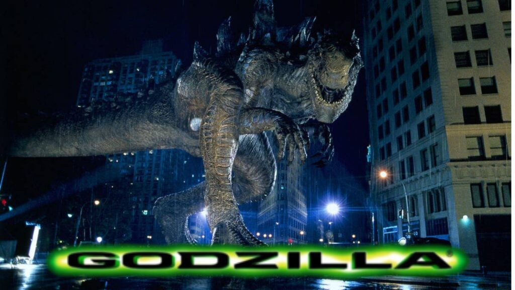 Watch Godzilla (1998) on Netflix