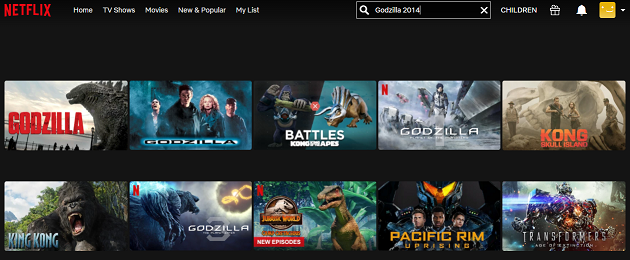 Watch Godzilla (2014) on Netflix 2