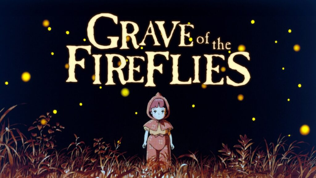 Watch Grave of the Fireflies (1998) on Netflix