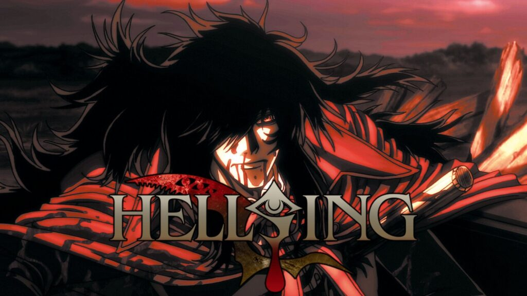 Watch Hellsing all Episodes on Netflix