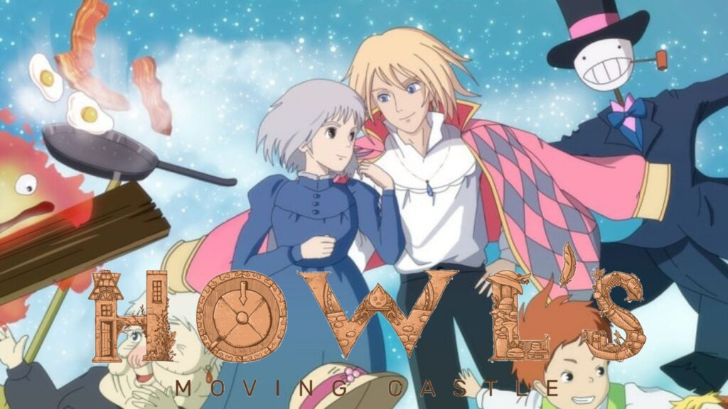 Watch Howl's Moving Castle on Netflix
