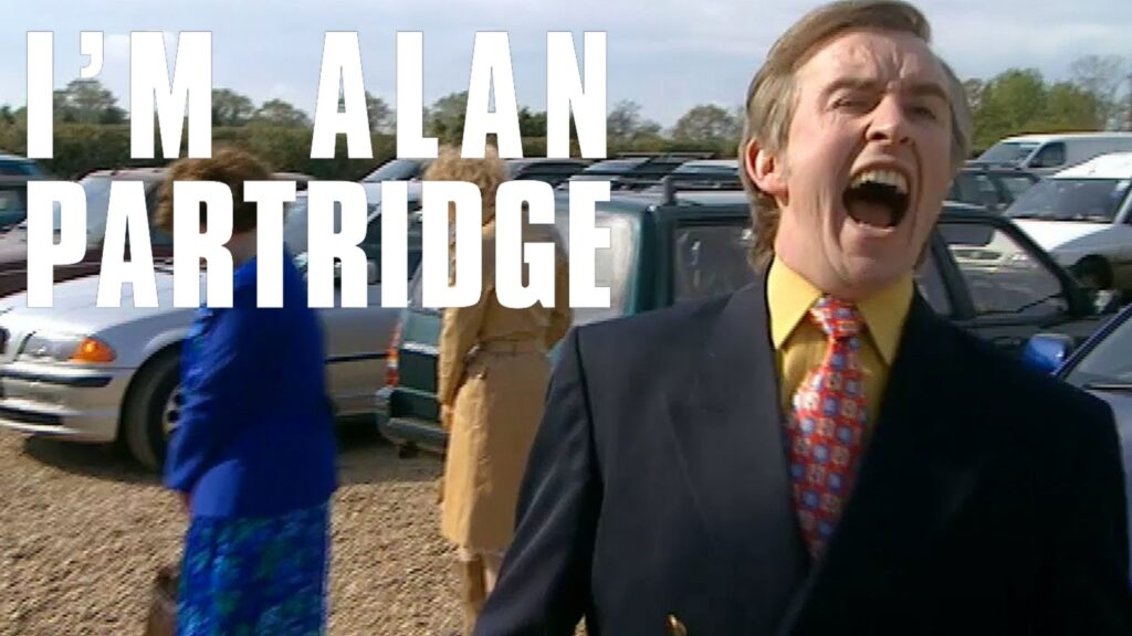 Watch I'm Alan Partridge on Netflix