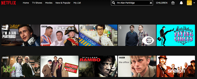 Watch I'm Alan Partridge on Netflix 2