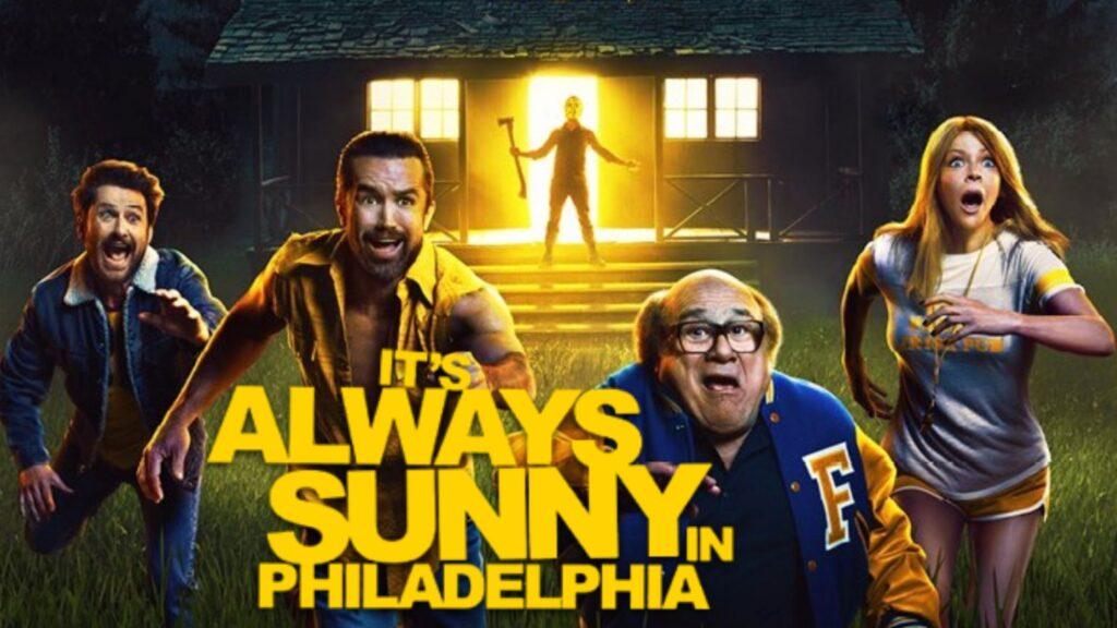 Watch It's Always Sunny in Philadelphia on NetFlix