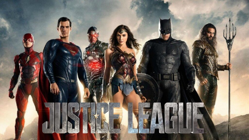 Watch Justice League on Netflix