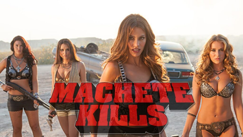 Watch Machete Kills on Netflix