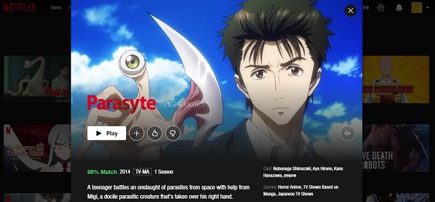 Watch Parasyte- The Maxim on Netflix 3