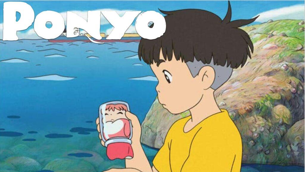 Watch Ponyo (2008) on Netflix
