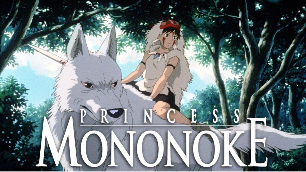 Watch Princess Mononoke on NetFlix