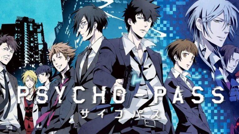 Watch Psycho-Pass all 3 Seasons on NetFlix