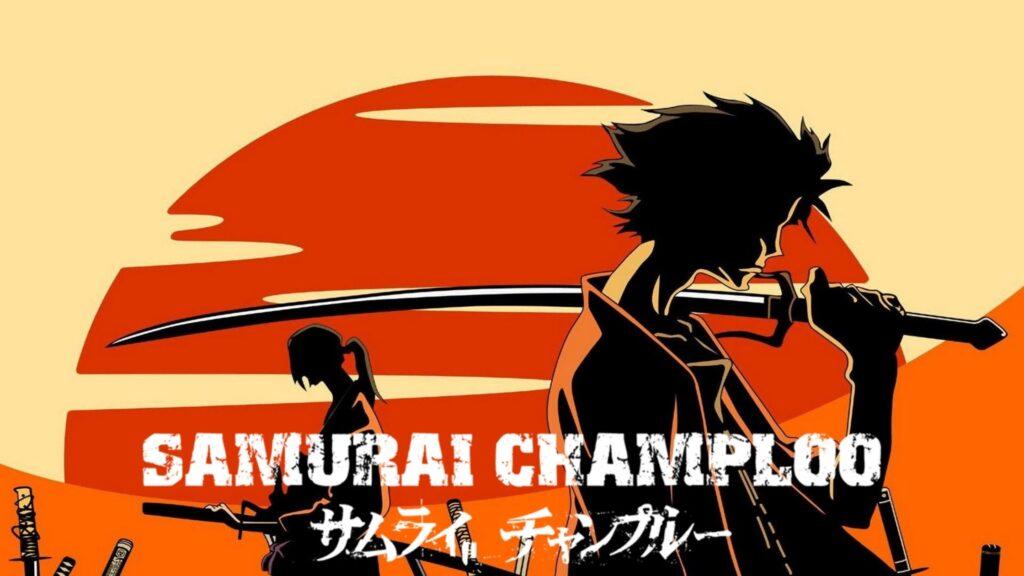 Watch Samurai Champloo all Episodes on NetFlix