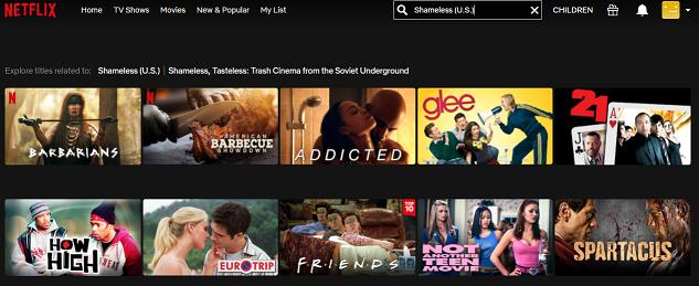 Watch Shameless (U.S.) on Netflix 1