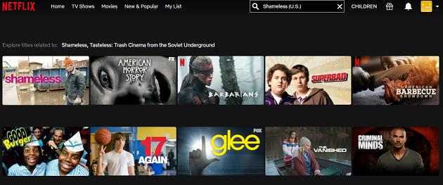 Watch Shameless (U.S.) on Netflix 2