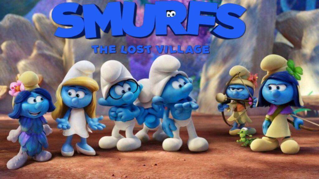 Watch Smurfs - The Lost Village on Netflix