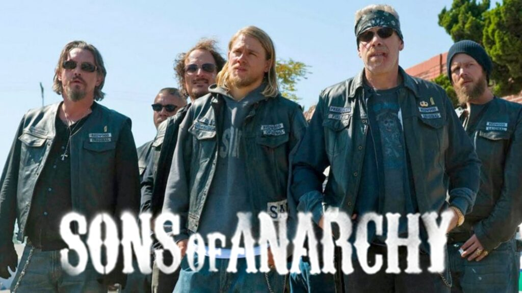Watch Sons of Anarchy on Netflix