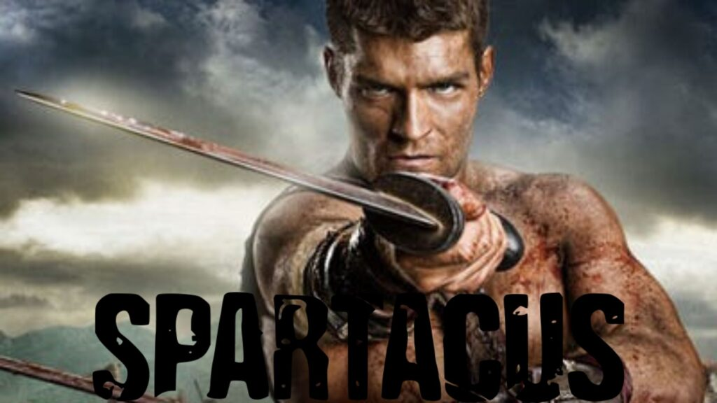 Watch Spartacus all 4 Seasons on Netflix