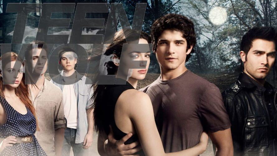 Watch Teen Wolf all 6 Seasons on Netflix