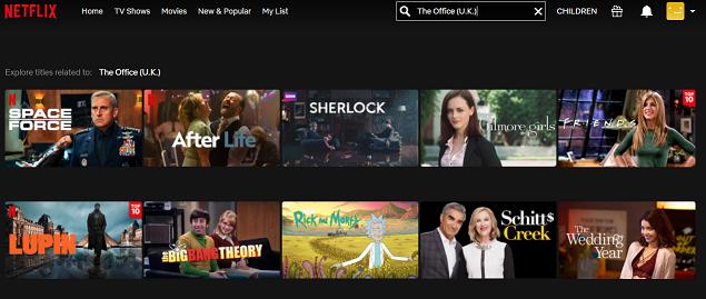 Watch The Office (U.K.) on Netflix 1