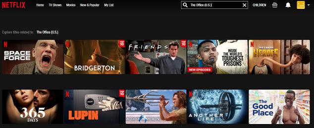 Watch The Office (U.S.) all 9 Seasons on Netflix 1