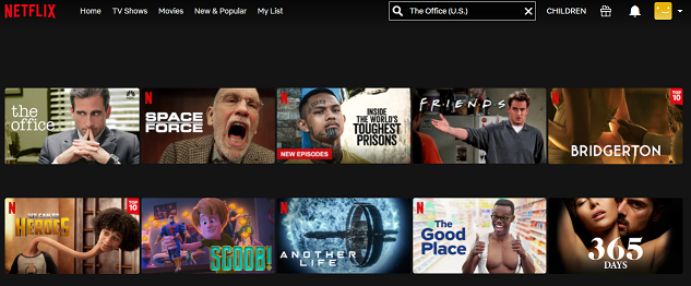 Watch The Office (U.S.) all 9 Seasons on Netflix 2