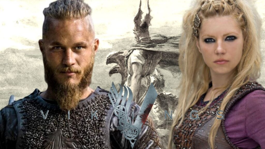 Watch Vikings all 6 Seasons on Netflix