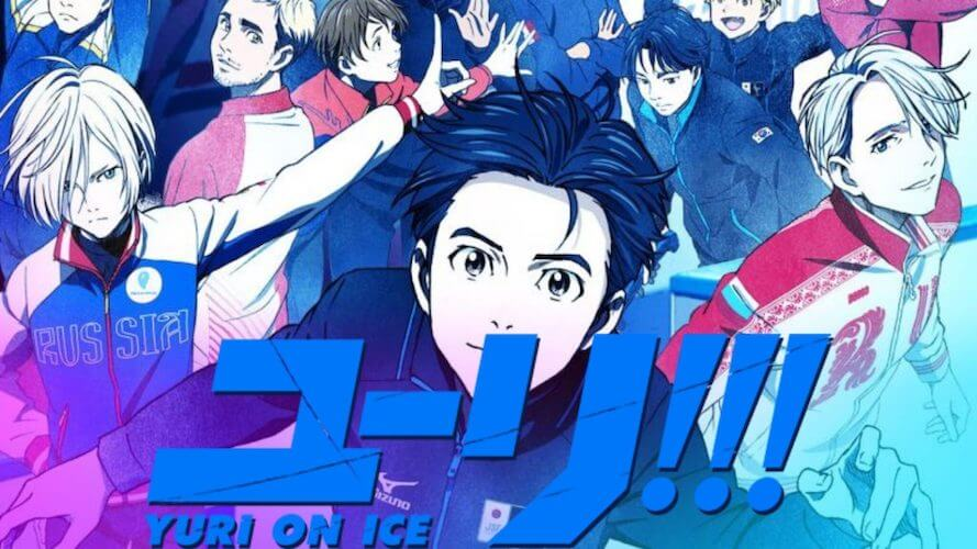 Watch Yuri on Ice all Episodes on NetFlix