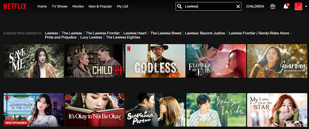 How to watch Lawless (2012) on Netflix 1