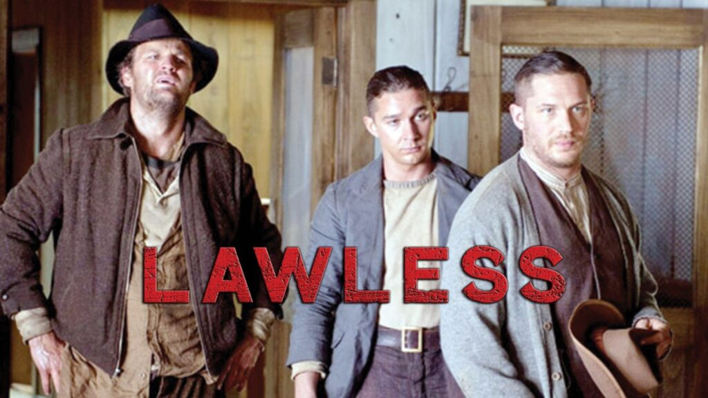 How to watch Lawless (2012) on Netflix