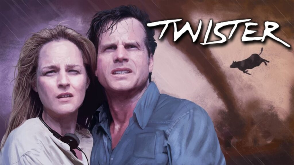 How to watch Twister (1996) on Netflix