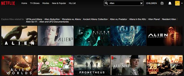 Watch Alien (1979) on Netflix 2