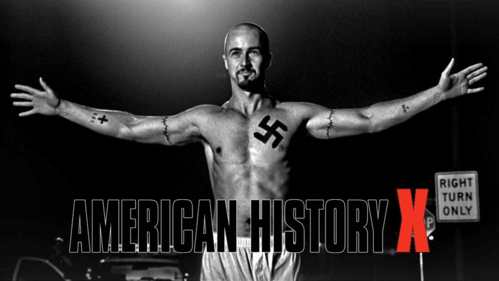 Watch American History X (1998) on Netflix