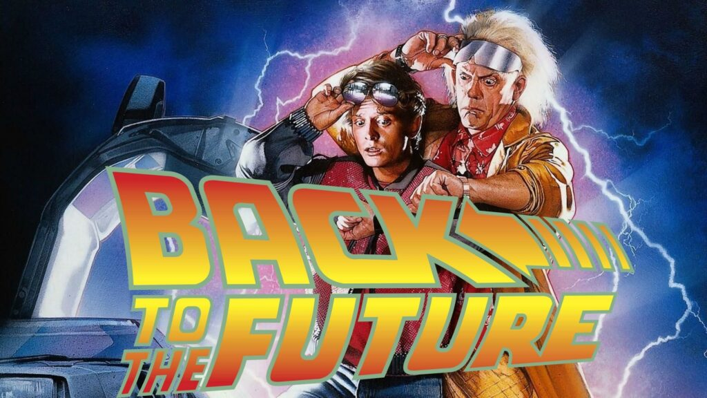 Watch Back to the Future (1985) on Netflix