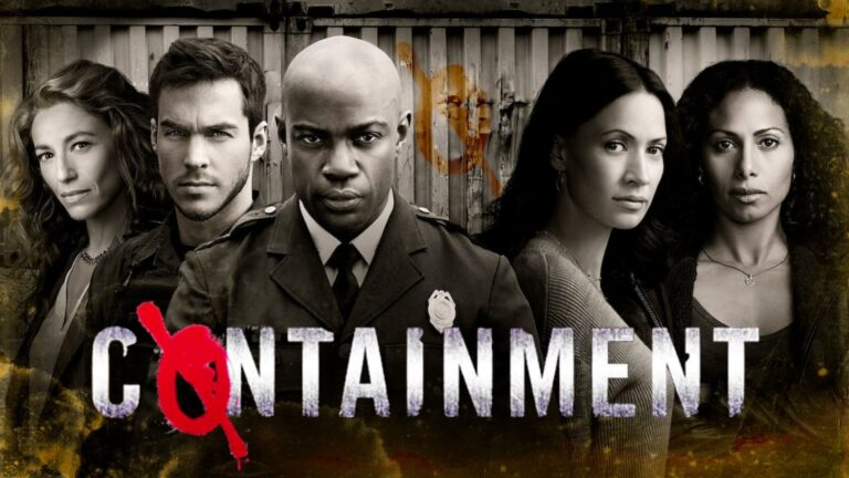 Watch Containment all episodes on Netflix