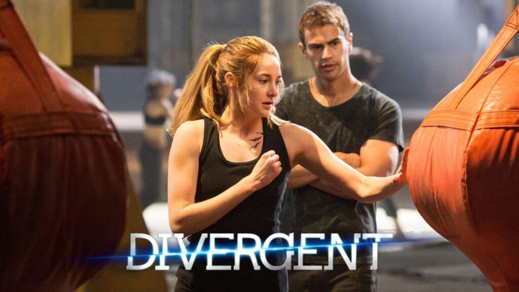Watch Divergent (2014) on Netflix