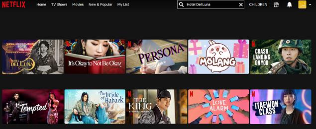 Watch Hotel Del Luna all episodes on Netflix 2