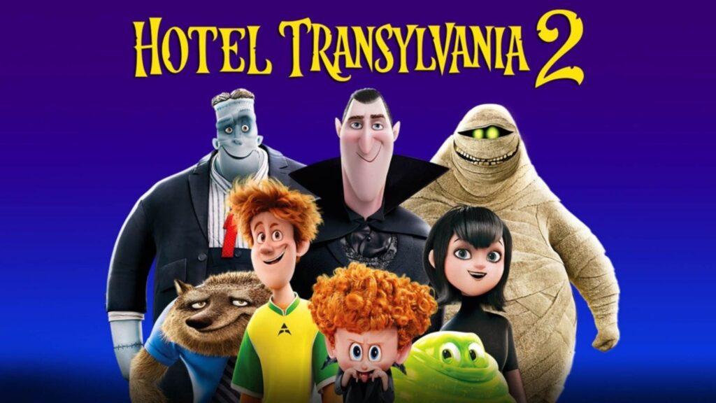 Watch Hotel Transylvania 2 on Netflix