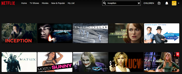 Watch Inception (2010) on Netflix 2