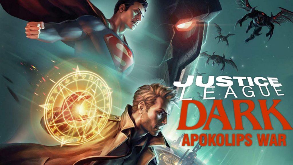 Watch Justice League Dark - Apokolips War (2020) on Netflix