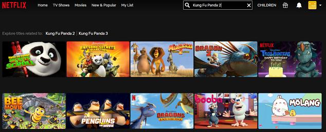 Watch Kung Fu Panda 2 (2011) on Netflix 1
