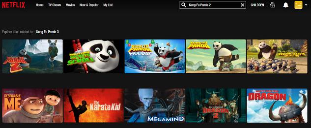 Watch Kung Fu Panda 2 (2011) on Netflix 2