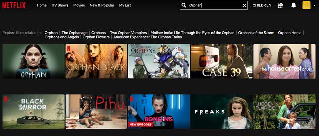 Watch Orphan (2009) on Netflix 2
