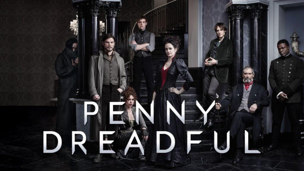 Watch Penny Dreadful all 3 Seasons on Netflix
